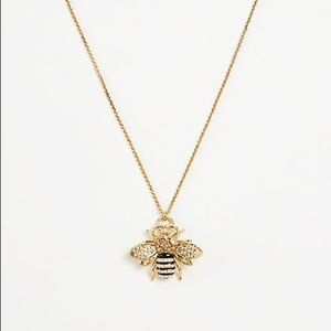 Like new BEE PENDANT NECKLACE by Ann Taylor
